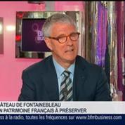 Le Paris de Jean-François Hebert, président du château de Fontainebleau, dans Paris est à vous –
