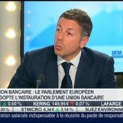 Le Parlement européen adopte l'instauration d'une union bancaire: David Benamou, dans Intégrale Bourse –