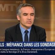 Le Soir BFM: Les Français font-ils confiance à Manuel Valls ? 3/3