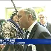 Ukraine: Fabius évoque un possible sommet européen la semaine prochaine