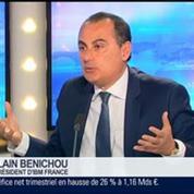 IBM en France: Notre fierté est d'avoir accompagné la transformation de la société et de l'économie française pendant 100 ans, Alain Bénichou, dans GMB –