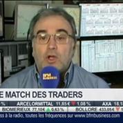 Le Match des Traders: Jean-Louis Cussac VS Alexandre Barradez, dans Intégrale Placements