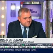 Arnaud de Dumast VS François Chaulet: Voir la BCE agir contre le risque de déflation, le grand espoir des marchés, dans Intégrale Placements – 2/2