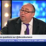 Valls et le social: l'heure du sang et des larmes ? 2/5