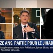 Le Soir BFM: Troyes: La lycéenne est-elle vraiment partie faire le jihad en Syrie ? 2/3