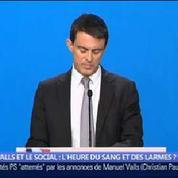 Valls et le social : l'heure du sang et des larmes ?