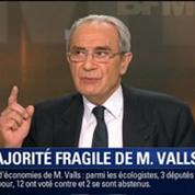 Le Soir BFM: Vote du plan d'économies de 50 milliards d'euros: la majorité de Manuel Valls est-elle fragile ? 2/8
