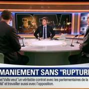 Le Soir BFM: Remaniement: le nouveau gouvernement de Manuel Valls répond-il aux attentes des Français ? 2/4