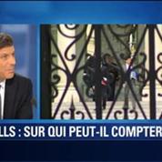 BFM Story: Vote de confiance au gouvernement Valls: sur qui peut compter le Premier ministre à l'Assemblée ?