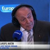 Michel Rocard trouve «fou de faire un gouvernement en moins de 24 heures»