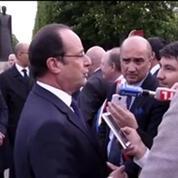 Reconnaissance du génocide arménien: Hollande note une « évolution »