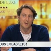 Trouver chaussure à son pied: bien dans ses baskets !, dans Goût de luxe Paris 7/8
