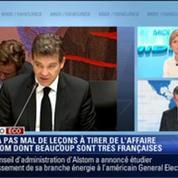 L'Édito éco de Nicolas Doze: Rachat d'Alstom: il n'y a pas de négociation exclusive entre le groupe français et GE