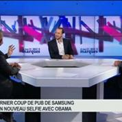 Ford/Cadillac: Anthony Babkine, Valéry Pothain et Frank Tapiro, dans A vos marques – 1/3