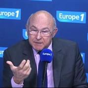 Michel Sapin : «L'euro est trop fort»