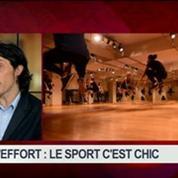 L'effort: le sport c'est chic, dans Goûts de luxe Paris – 2/8