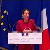 Ségolène Royal: Je ne veux pas que l'écologie soit punitive