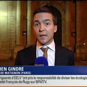 Le Soir BFM: Remaniement: EELV refuse de participer au gouvernement de Manuel Valls 1/3