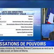 BFM Story Édition spéciale sur l'équipe Valls: Le gouvernement de combat voulu par François Hollande est-il la bonne réponse après la débâcle de la gauche aux municipales ? 3/7
