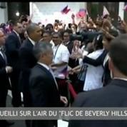 24h en vidéo Atteint d'un cancer, un ado récolte 3 millions d'euros et Obama accueilli à Manille sur l'air du Flic de Beverly Hills