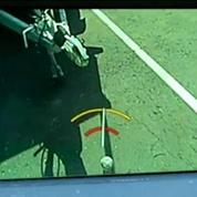 Une voiture avec des caméras embarquées pour remplacer les rétroviseurs