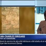 19h Ruth Elkrief: Jean-Charles Brisard réagit à la libération des ex-otages en Syrie