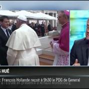 Le parti pris d'Hervé Gattegno : Valls hué à Rome
