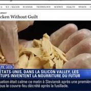 Culture Geek: Silicon Valley: invention de la nourriture du futur
