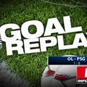 OL-PSG : le but de Ferri avec le son de RMC Sport