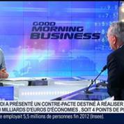 """Programme de stabilité: """"La priorité absolue, c'est de redresser le pays"""", Jean Arthuis, dans GMB –"""
