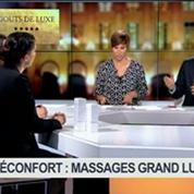Réconfort: massages grand luxe, dans Goûts de luxe Paris – 5/8