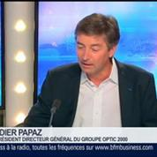 """Bataille des lunettes: """"Des milliers d'emplois sont concernés"""", Didier Papaz, dans GMB –"""