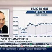 Aujourd'hui, lorsqu'on paie en Yen, on paie avec des billets de Monopoly: Olivier Delamarche, dans Intégrale Placements –