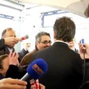 Montebourg à la presse : «Vous êtes de sacrés emmerdeurs»