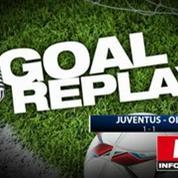 Juventus - OL : le Goal Replay avec le son de RMC Sport