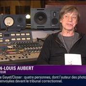 Showbiz: Jean-Louis Aubert chante Michel Houellebecq