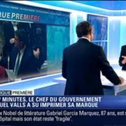 Politique Première: Discours de politique générale: Manuel Valls a su imprimer sa marque