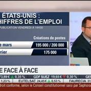 Stanislas de Bailliencourt VS Guillaume Dard: Chiffres de l'emploi: les États-Unis n'ont plus d'excuses, dans Intégrale Placements – 2/2