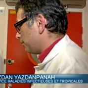 Virus Ebola: l'hôpital Bichat se prépare