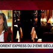 L'Orient-Express du 21ème siècle, une nouvelle histoire, dans Goûts de luxe Paris – 7/8