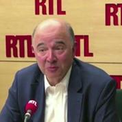 Pierre Moscovici espère être le futur commissaire européen