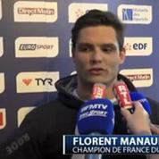 Natation / Championnats de France Florent Manaudou, meilleur au finish