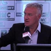 Document RMC Sport / Deschamps : Valbuena ? Une foutaise !