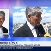 """Publicis Groupe: """"Nous atteignons tous nos objectifs"""", Maurice Lévy, dans GMB –"""