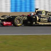Formule 1 / GP de Chine Grosjean : Se battre pour les points