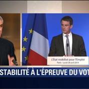 Le Soir BFM: Programme de stabilité: les concessions de Manuel Valls suffiront-elles à convaincre l'Assemblée nationale ? 3/4