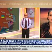 Harold à la carte: Ukraine: face à face tendu entre les insurgés et les militaires à Slaviansk