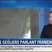 BFM Story: Syrie: les ex-otages racontent que certains de leurs geôliers parlaient le français