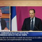 Direct de Gauche: Quels changements va apporter Jean-Christophe Cambadélis à la tête du PS ?