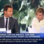 Culture Geek: Spiderman, Captain America, Iron Man: quand les bricoleurs jouent les superhéros